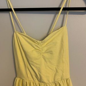 Forever 21 Dresses - Forever 21 yellow dress
